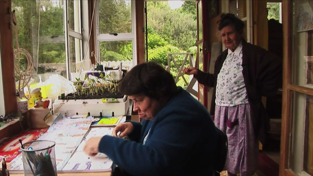 Image Still of Susan King from Documentary Pictures of Susan