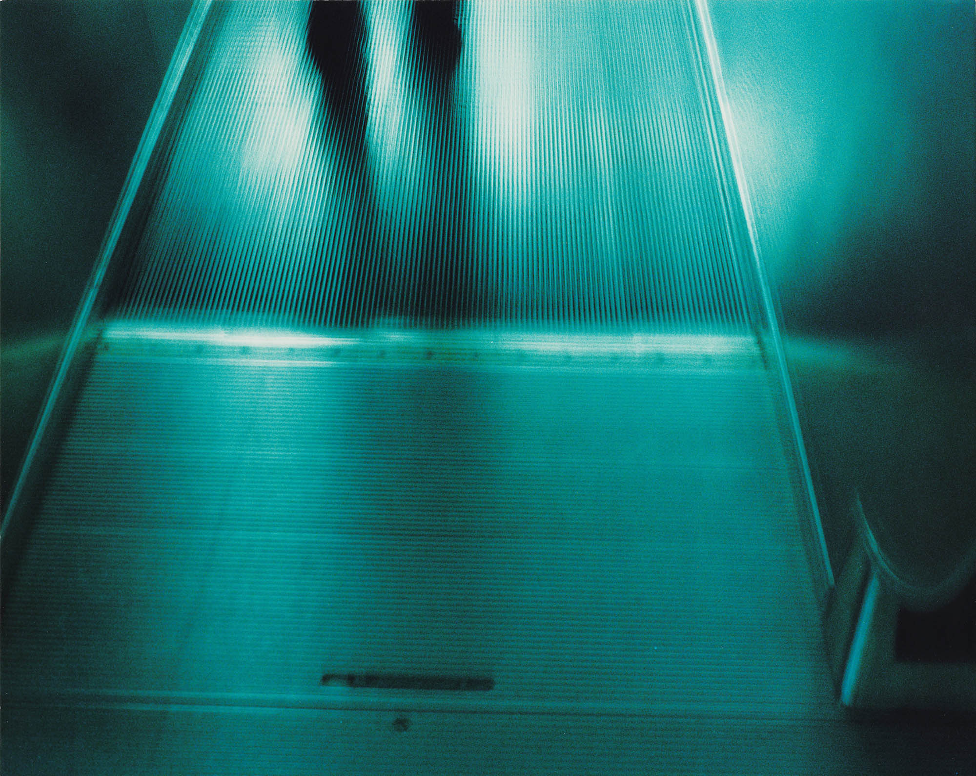 Adler Guerrier, Untitled (Airport), 2000