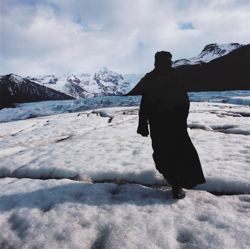 Isaac Julien, True North, detail, 2004. Color photograph. Collection of the Institute of Contemporary Art, Miami. Museum purchase.
