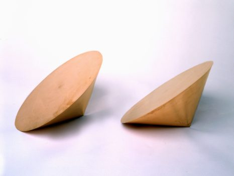 Roni Horn, Pair Object, 1990