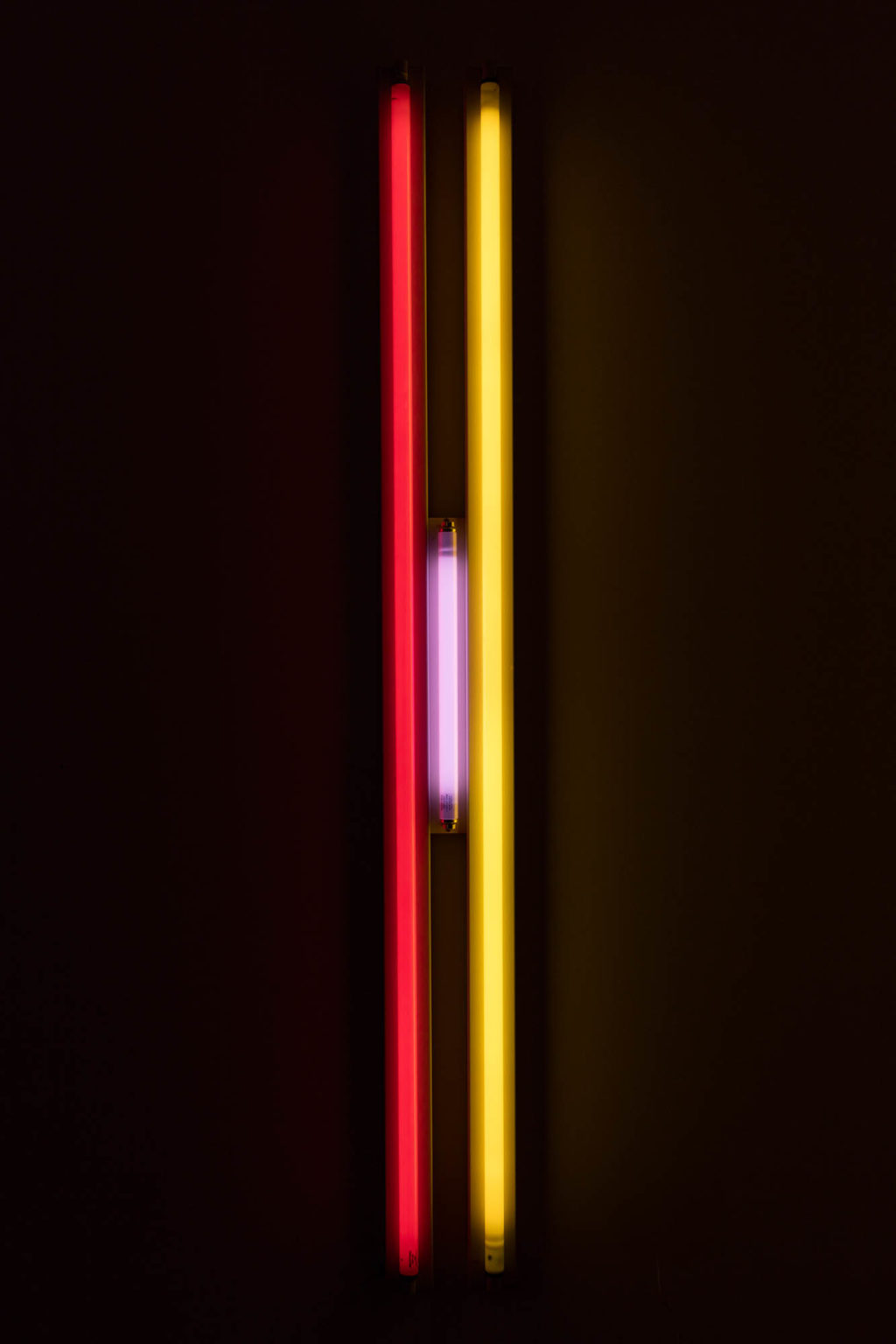 Image of Dan Flavin, Puerto Rican Lights (to Jeanie Blake), 1965