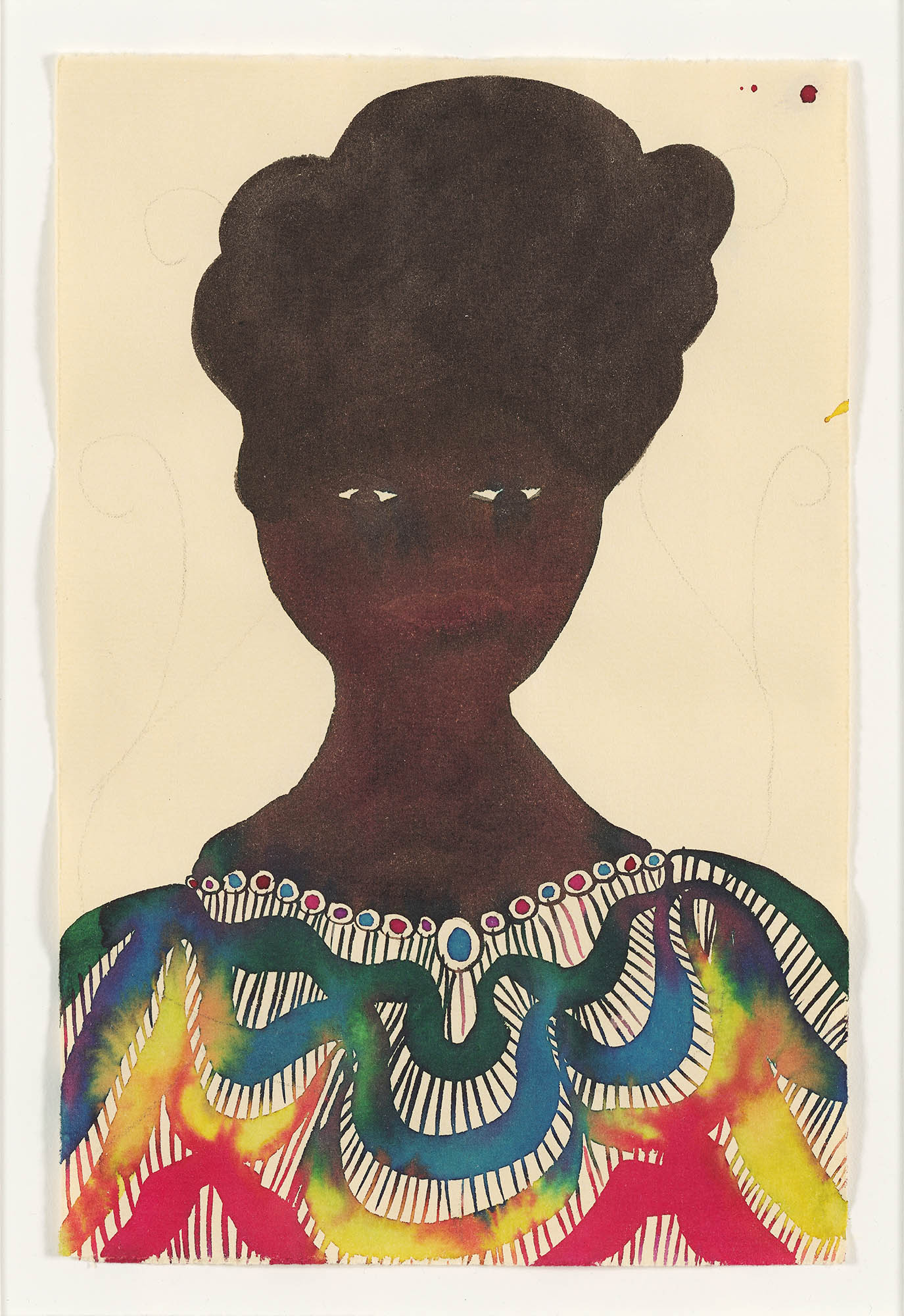 Chris Ofili, Untitled, 2003
