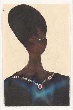 Chris Ofili, Untitled, 2003