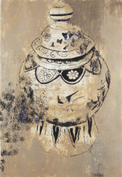 Enoc Perez, Peter's Vase, 2007