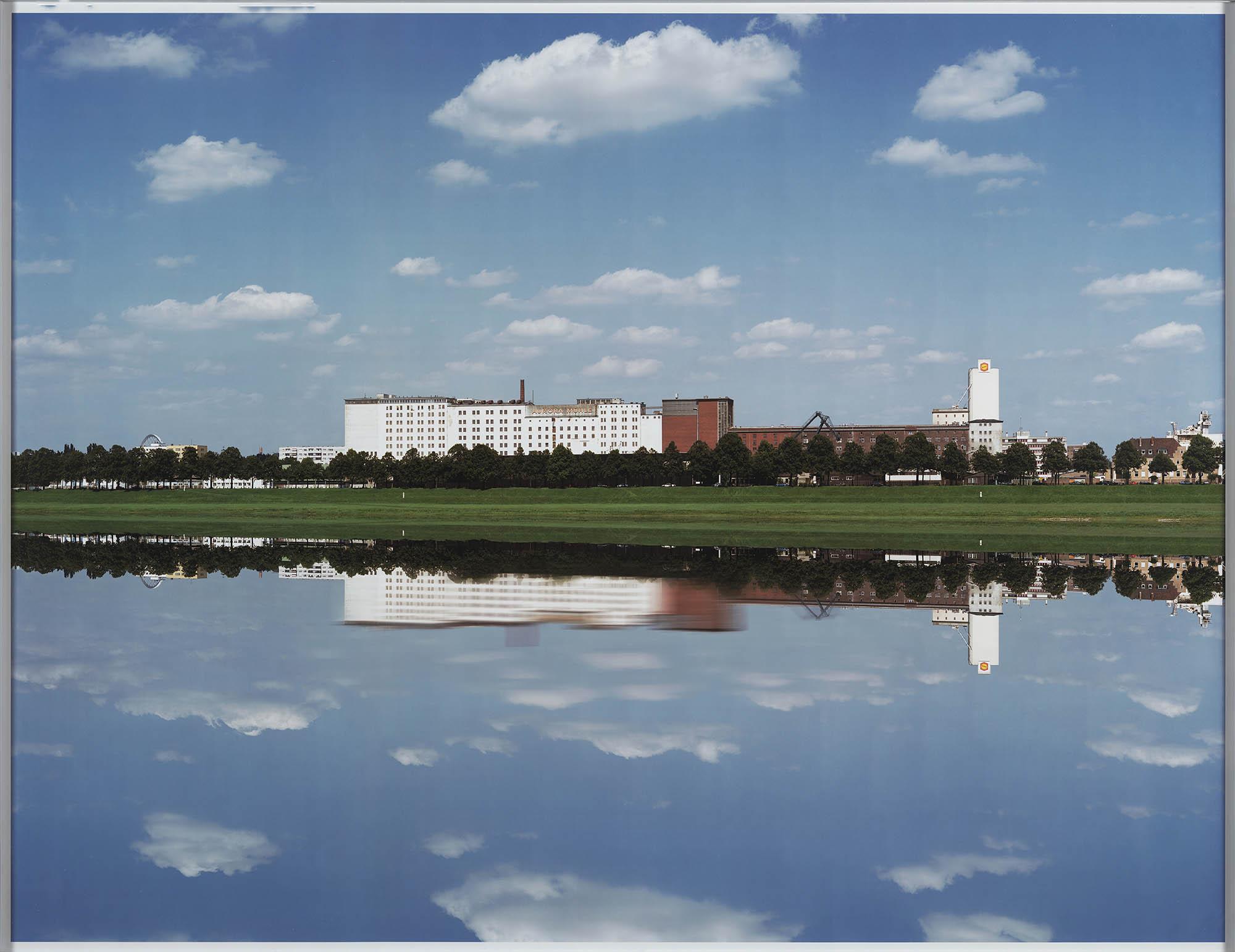 Florian Maier Aichen, Factory, 2001