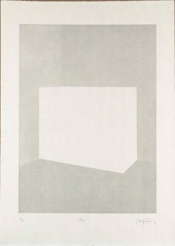 """James Turrell, Carn (from """"Still Light"""" Series), 1990/91"""