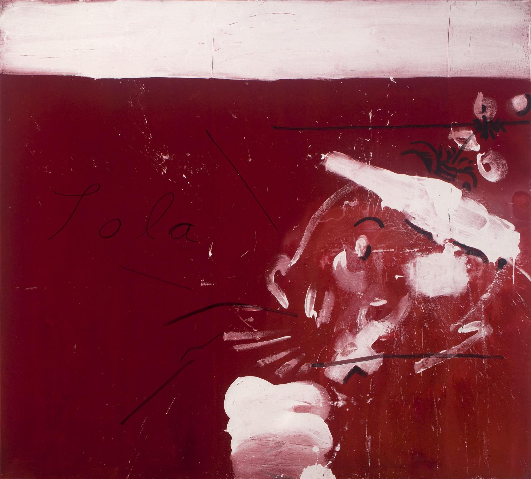 Still of Julian Schnabel, Lola, 1989