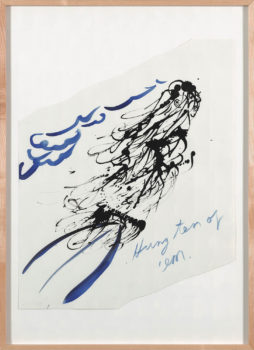 Raymond Pettibon, Untitled (Hang ten of 'em), 2003