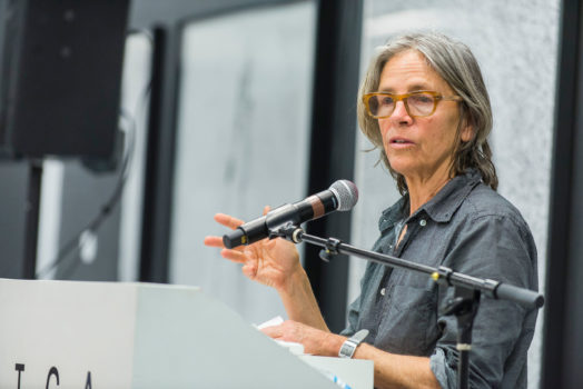 Eileen Myles at ICA IDEAS, ICA Miami