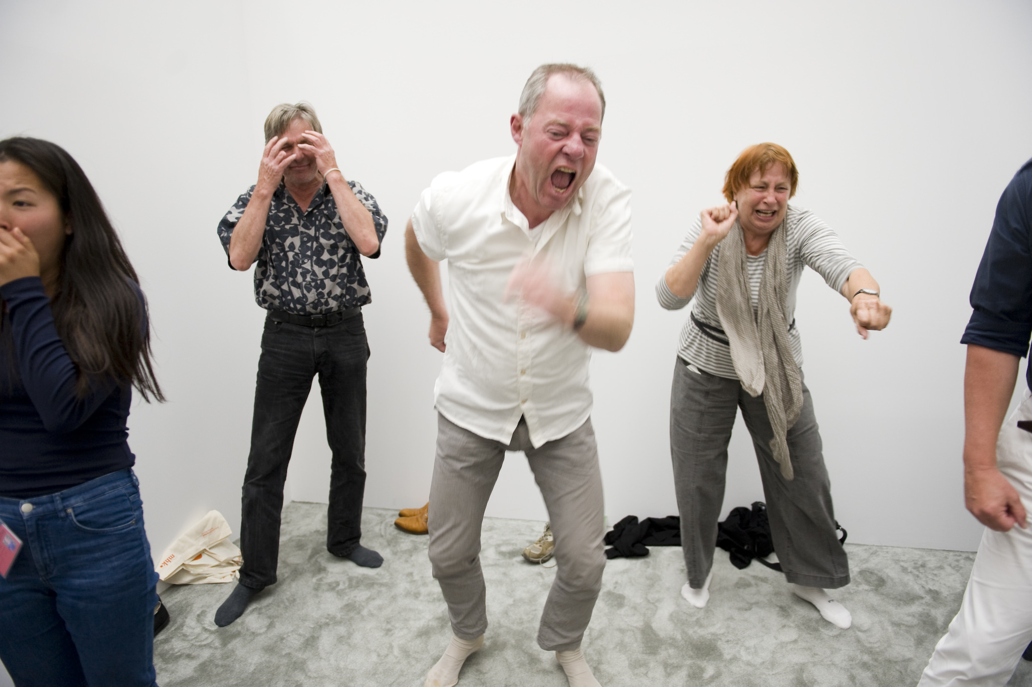 Stuart Ringholt, Anger Workshops, 2012. Neue Galerie, Kassel. Documenta 13, 2012.
