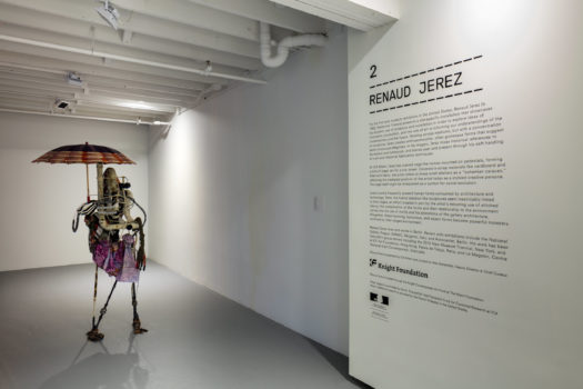 Image of work by Renaud Jerez at Institute of Contemporary Art, Miami (ICA Miami)