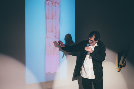 Richard Tuttle discusses his work at ICA Speaks, ICA Miami