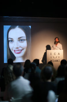 Photographer Roe Ethridge discusses his work for ICA Speaks, ICA Miami