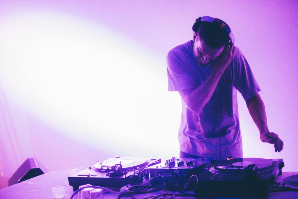 Image of DJ Ramiro at ICA Residents, ICA Miami