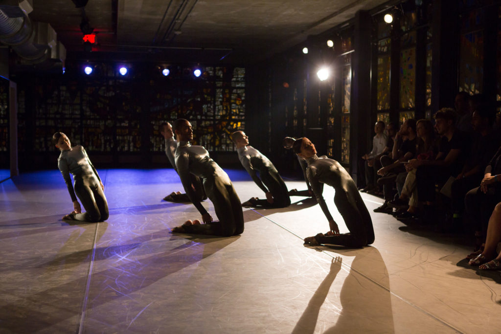 Image of ICA Performs Michael Clark Company