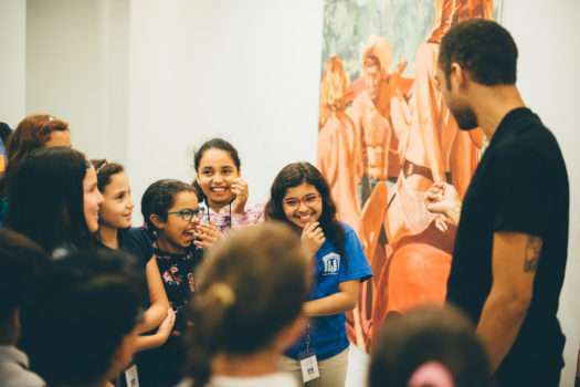 Educational Tours at ICA Miami