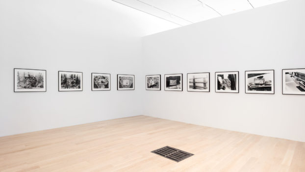 Installation view Robert Gober, 1978–2000, 1978–2000, and Untitled, 1993–1994 at ICA Miami