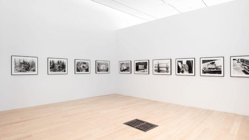 Installation view Robert Gober, 1978–2000, 1978–2000, and Untitled, 1993–1994 (Institute of Contemporary Art, Miami). Photo: Fredrik Nilsen Studio.