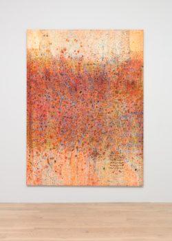 Installation view of Tomm El-Saieh at Institute of Contemporary Art, Miami