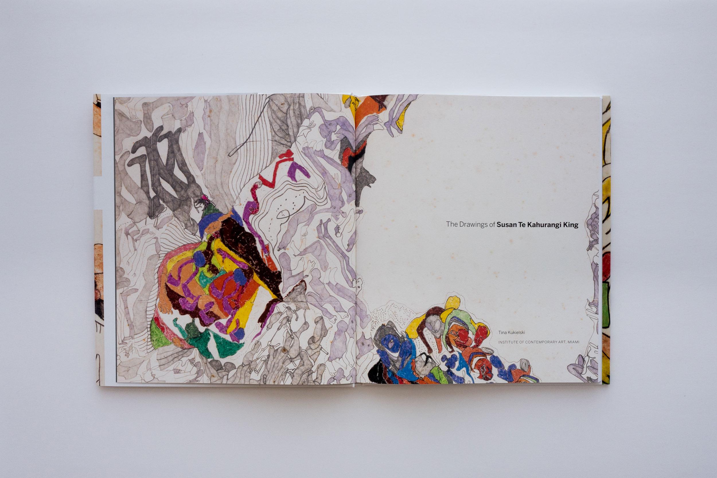 The Drawings of Susan Te Kahurangi King