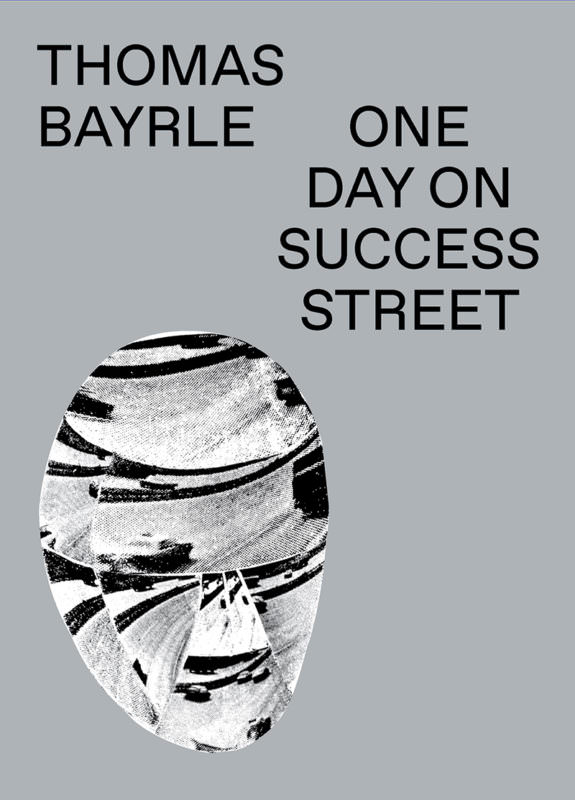 Thomas Bayrle Catalogue Cover