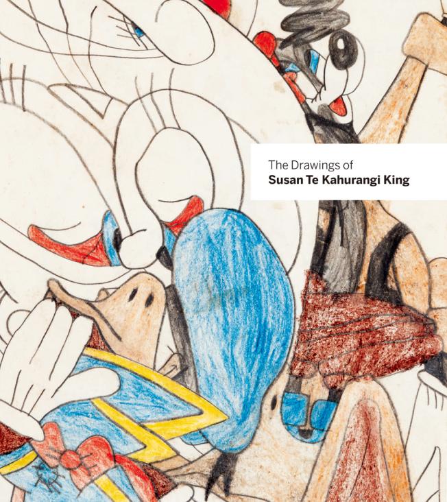 Susan Te Kahurangi King Catalogue