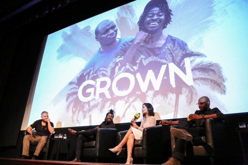 Special Screening : Grown at Tower Theater (Q&A plus reception after), June 6, 2018
