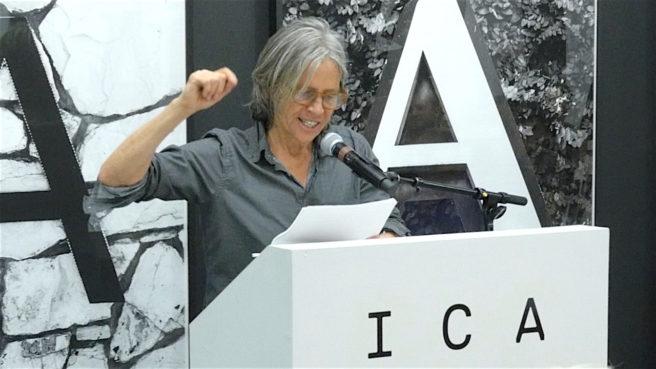 ICA Ideas: Eileen Myles at ICA Miami