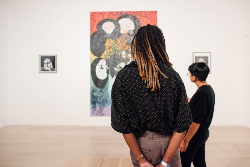 First Fridays at ICA Miami: Pride Edition, April 2018. Photo: Karli Evans.