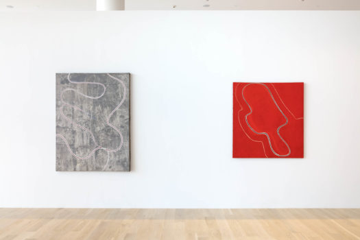 Image of Donald Judd Paintings at ICA Miami