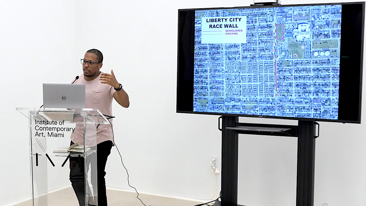 """Germane Barnes: """"The Agency of Architecture"""""""