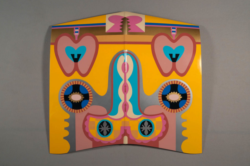 Image of Judy Chicago, Bigamy Hood, 1965, 2011