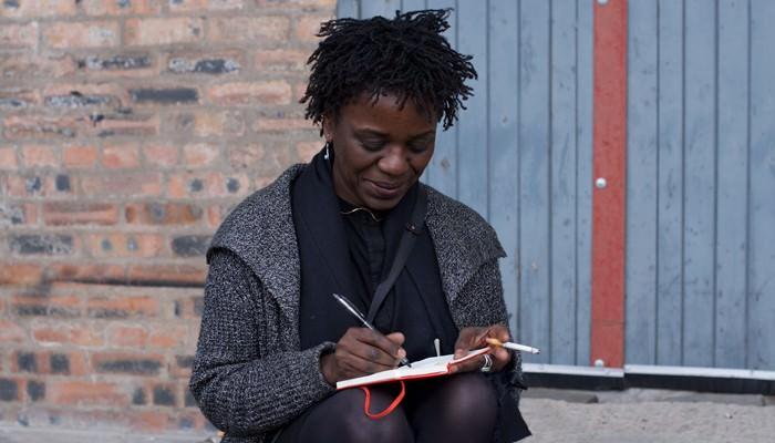 Denise Ferreira da Silva. Courtesy Arika UK.