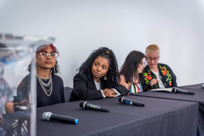Young Artists Initiative Spring Exhition 2019 at ICA Miami. Photo: Chris Carter.