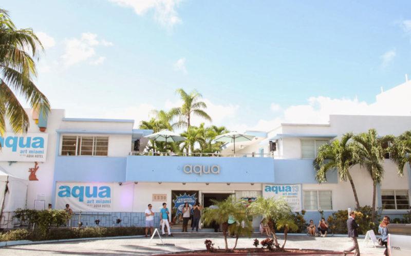 Aqua Art Fair