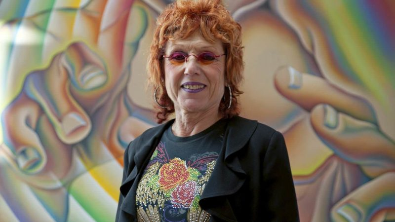 Judy Chicago. Photo: Donald Woodman.