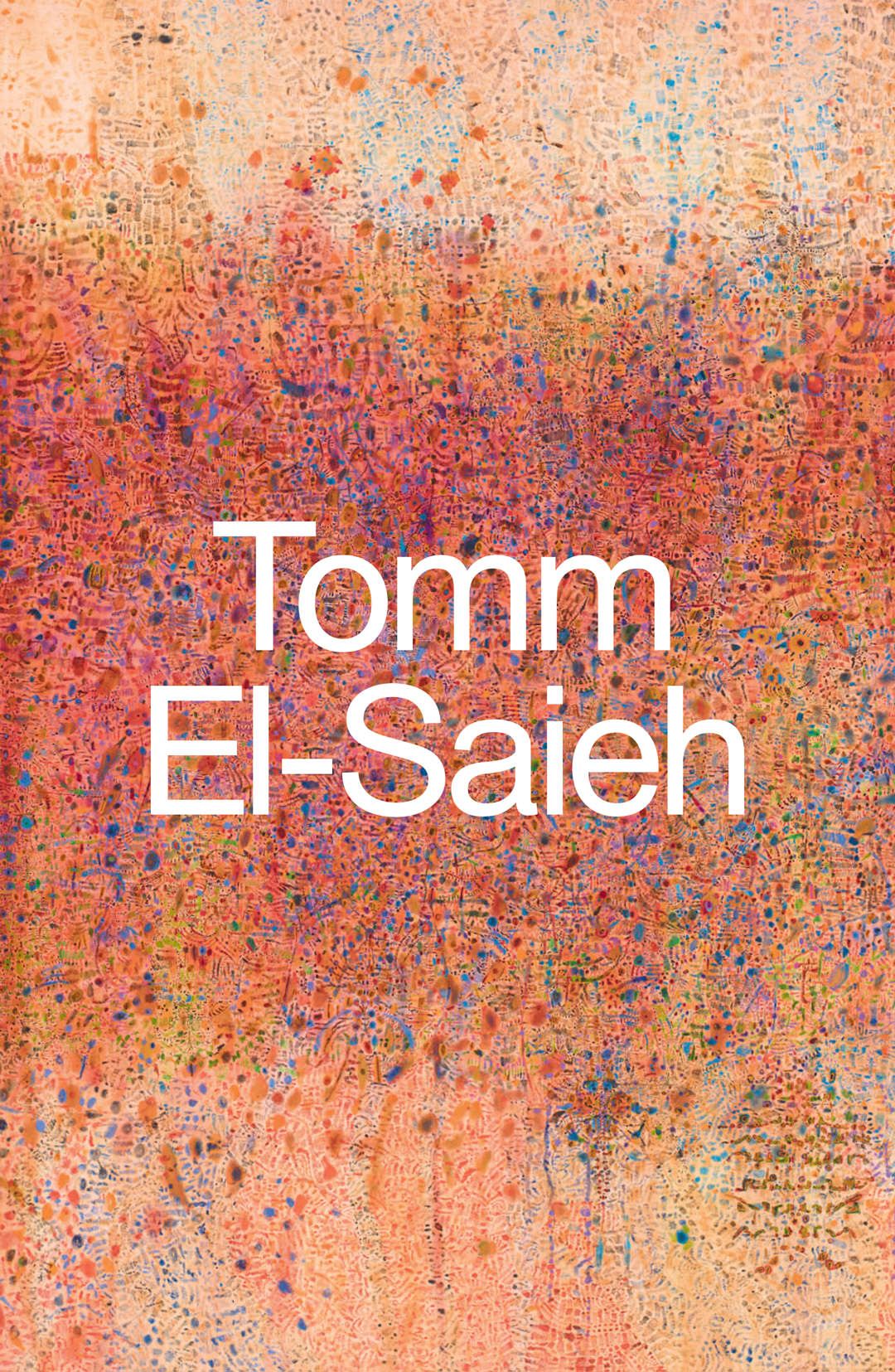 Tomm El-Saieh Catalogue at ICA Miami