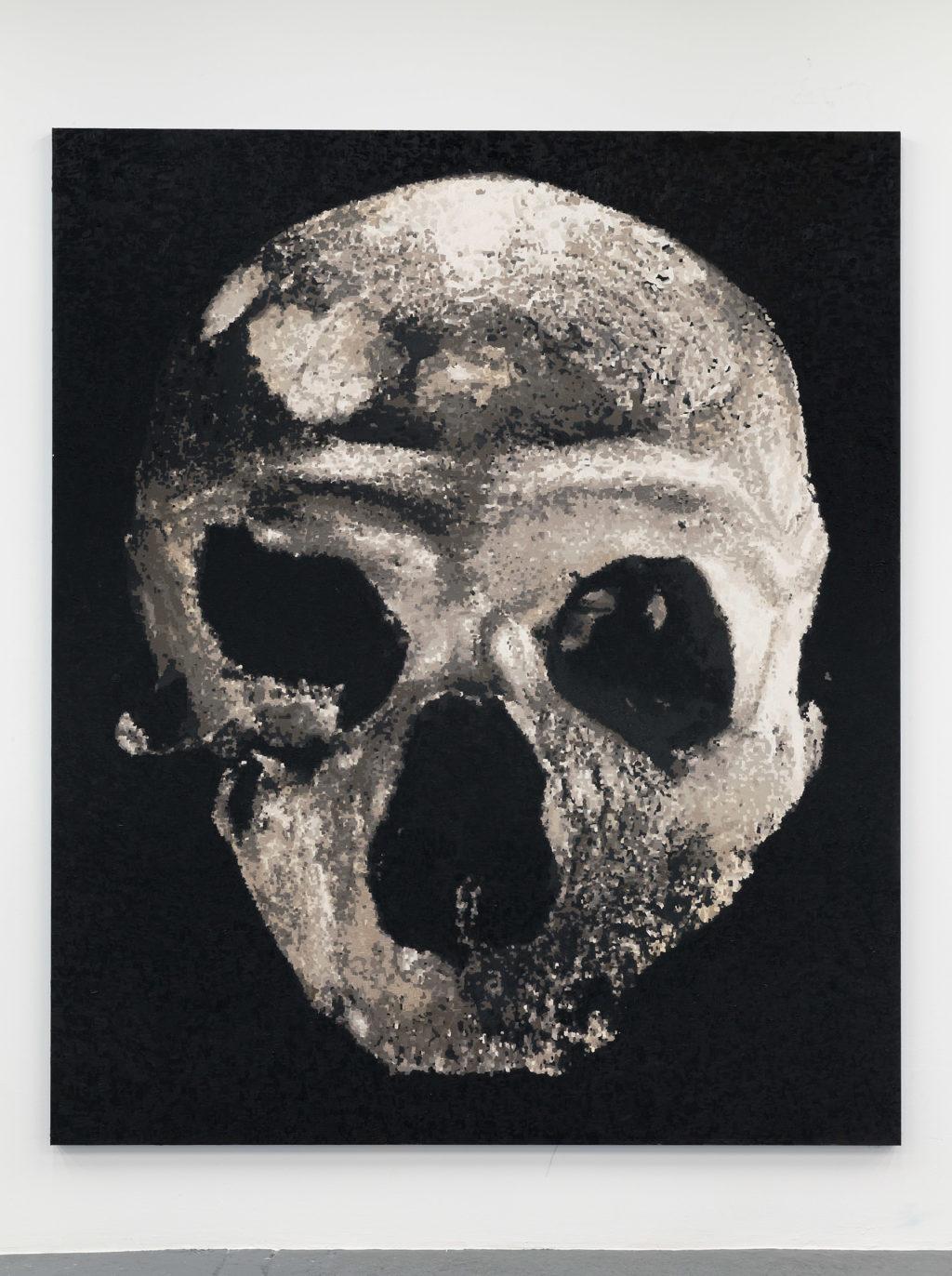 Blake Rayne, Skull Anabranch, 2018