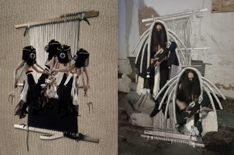 Eric-Paul Riege Weaving Dance. Courtesy the artist.