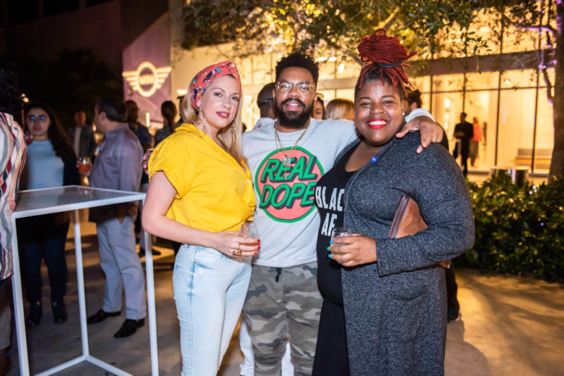 First Fridays at ICA Miami, February 2019. Photo: Chris Carter.