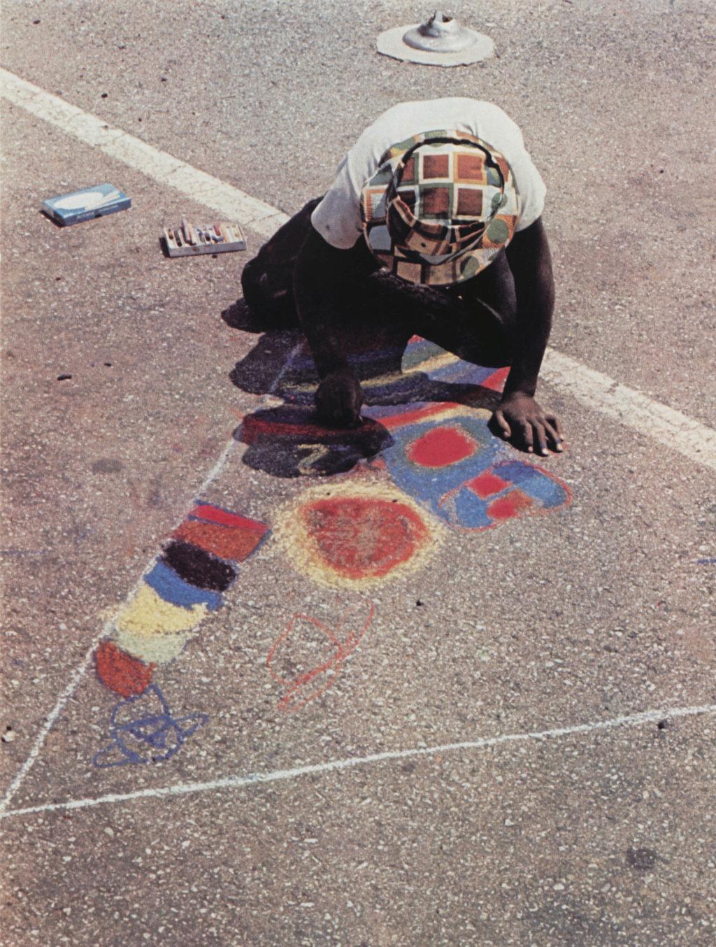 Hank Willis Thomas, Exxon: Black Street Art, 1973/2006