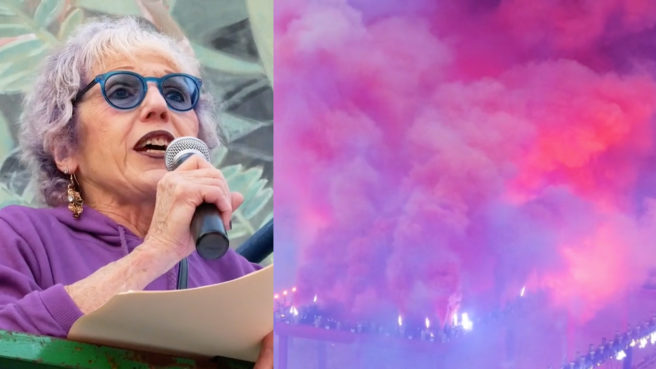 ICA Channel: Judy Chicago, A Purple Poem for Miami, 2019