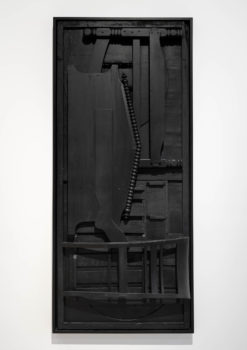 Image of Louise Nevelson at the Institute of Contemporary Art, Miami (ICA Miami)