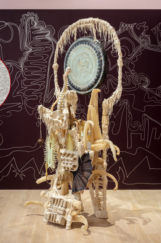 Guadalupe de Maravilla, Disease Thrower 2: Spinal Cord, 2019
