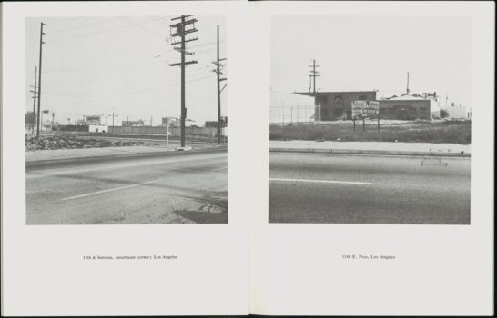 Edward Ruscha, Real Estate Opportunities, 1970