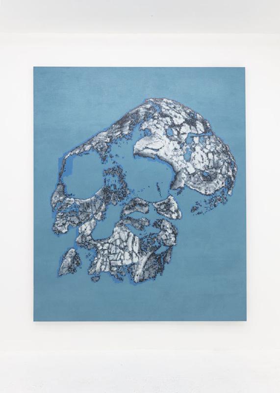 Blake Rayne, Azimuth Skull, 2018 – 2019