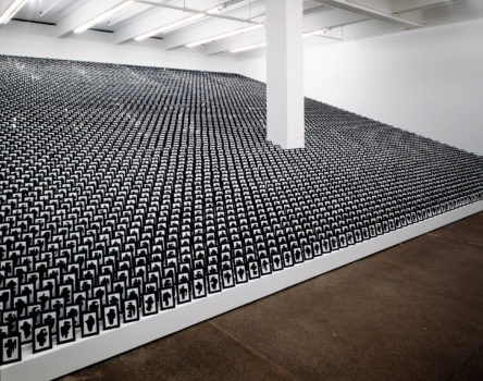 Allan McCollum, Installation View