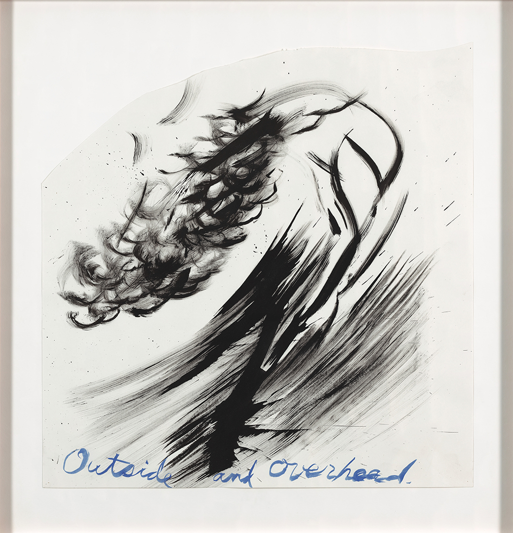 Raymond Pettibon, Untitled (Onward West), 2003