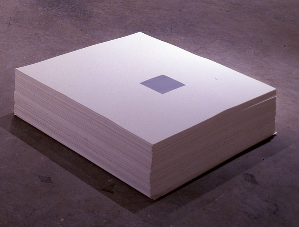 Felix Gonzalez-Torres, Untitled (Ross in L.A.), 1991