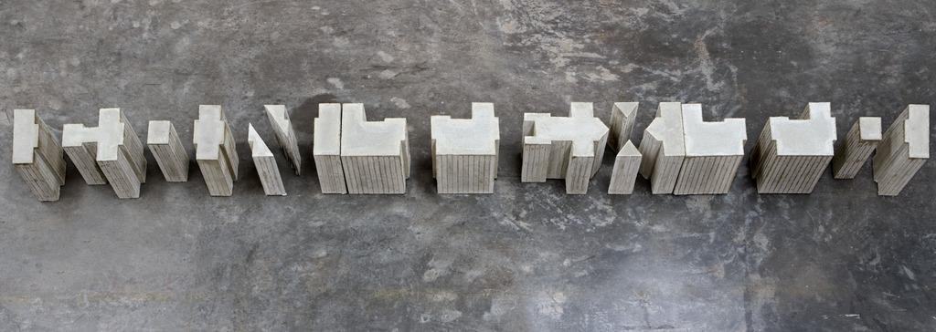 Damián Ortega, Texto/Contexto, 2007